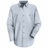 SP10 Long Sleeve Industrial Stripe Shirt (12-Colors)