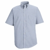 SR60 Short Sleeve Men's Executive Oxford Button-Down Shirt - 6 Colors