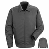 JT22CH Charcoal Slash Pocket Jacket