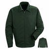 JT22SG Spruce Green Slash Pocket Jacket