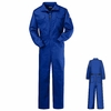 CLB6RB EXCEL-FR™ COMFORTOUCH™ Royal Blue 9oz. Deluxe Coverall
