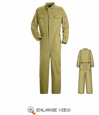 CED2 EXCEL- FR�  Deluxe Contractor Coverall (4-Colors)