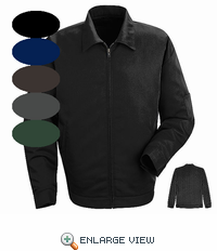 JT22  Slash Pocket Jacket (5 Colors)