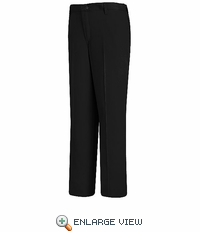 PC45 Women's Plain Front Cotton Casual Pant (3 Colors)