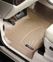 Custom-Fit Rubber Floor Mats