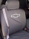 Custom Canvas Seat Covers For CARS