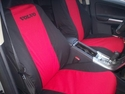 Two Tone Custom Canvas Seat Covers for TRUCKS SUVs & VANS