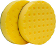 CCS 6.5 inch Yellow Cutting Pad (1)