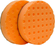 CCS 6.5 inch Orange Light Cutting Pad (1)