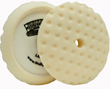 CCS 8.5 inch White Polishing Pad Curved (1)