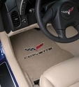 Custom-Fit Carpet Floor Mats