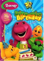 BARNEY DINO-MITE BIRTHDAY ARABIC cartoon dvd proper arabic (fus-ha)