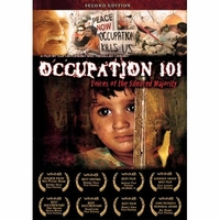Occupation 101 Voices of the Silenced Majority dvd