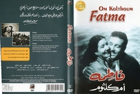 arabic dvd FATMA om kolthom film movie Oum Kalthoum