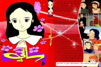 Arabic cartoon dvd SALLY ARABIC CARTOON SERIES CHILDREN comes on 4 dvds set  (FUS-HA PROPER ARABIC)
