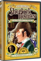 Arabic cartoon dvd SHERLOCK HOLMES VALLEY OF FEAR proper arabic (fus-ha)  وادي الخوف