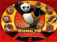 Arabic cartoon Dvd KUNG FU PANDA part 2 new proper arabic (fus-ha)  كونغ فو بندا الجزء الثاني