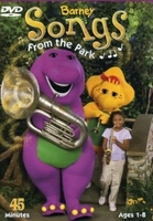 Arabic cartoon dvd  barney songs from the park great dvd in formal arabic ()fusha)