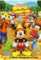 Arabic cartoon dvd MICKEY MOUSE 2010 NUMBERS ROUNDUP proper arabic (fus-ha)