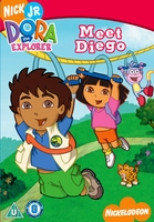 New Dora dvd  DORA MEET DIEGO ARABIC DVD CARTOON DVD