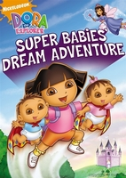 DORA THE EXPLORER SUPER BABIES DREAM ADVENTURES ARABIC LANGAUGE