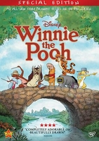 Arabic cartoon dvd WINNIE THE POOH 2011 egyptian dialect with ENGLISH SUBTITLES