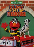 Arabic cartoon dvd sesame street  ELMO VISITS THE FIREHOUSE proper arabic (fus-ha) ايلمو في مركز الاطفاء  ايلمو في مركز الاطفاء