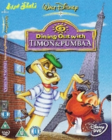 Arabic cartoon DINNING OUT WITH TIMON AND BUMBBA egyptian dialect