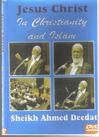 ahmed deedat jesus christ in arabic islam lecture dvd