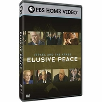 ELUSIVE PEACE: ISRAEL AND THE ARABS - DVD like new
