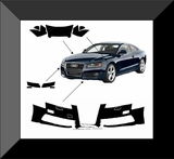 Paint Protection Film Vehicle Specific Pre-Cut Kits