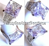 His Presence Lavender Ice Cubic Zirconia Ring