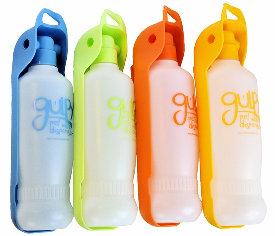 Portable Water Dispenser For Pets: Gulpy Pet Water Dispenser Portable Dog Water Bowl