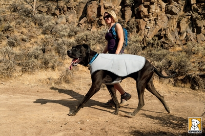Ruffwear Swamp Cooler Dog Cooling Coat