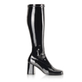 GoGo-300X Wide Width Knee High Boot