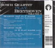 Busch String Quartet  (Dutton CDBP 9786)