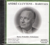 Andre Cluytens, Martzy, Rabin & Gendron  (Archipel 0298)