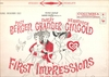 First Impressions    (Columbia OS 2014)    Original Broadway cast LP