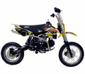 SSR Model 125 Semi-Automatic Pit Bike / Dirt Bike - Motorcycle.