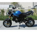 Honda ZB50 Clone - ST125-P  - 2012  Dual Purpose STREET  & OFFROAD LEGAL - FAST FREE SHIPPING!
