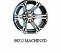 "SS212 Wheel Kits for 12"" ITP TERRA CROSS"