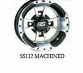 "SS112 Wheel Kits for 12"" Interco Swamp Lite"