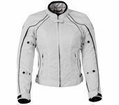 FIELDSHEER - ROMA 2.0 WOMEN'S JACKET WHT - Lowest Price Guaranteed! Free Shipping!