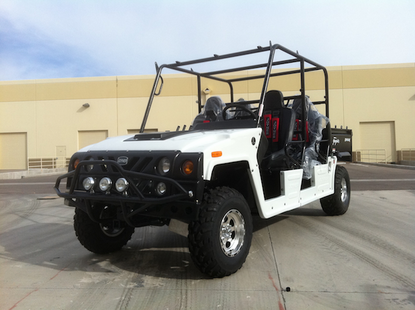 JOYNER RENEGADE R4 800cc UTV 3-Cyclinder DOHC 52hp 4-Seater.  FAST SHIPPING * - CALIF LEGAL!