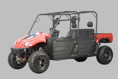 UV-1000 Trooper 4-SEATER with FAST DELIVERY to your DOOR - with FREE LIFTGATE!