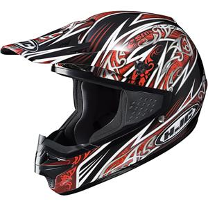 HJC CS-MX Scourge Helmet - FREE SHIPPING - Free MX Gloves! Lowest Price! - Motobuys.com