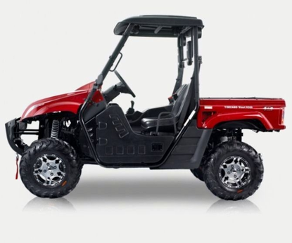 BMS Ranch Pony 500cc UTV.  4 x 4 Shaft Drive.  Now Shipping! FREE DOORS-WINDSHIELD-ROOFTOP and ALUMINUM ALLOY WHEELS -   Fast  Shipping.Just $259!* -Free Helmet!  <h3>#1 BEST SELLER</h3>