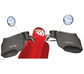 BIKE ACCESSORIES - SCOOTR LOGIC SCOOTER MITTS - Street 2011 - Lowest Price Guaranteed!