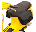 BIKE ACCESSORIES - SCOOTR LOGIC SADDLEBAGS - Street 2011 - Lowest Price Guaranteed!