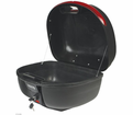 BIKE ACCESSORIES - SCOOTR LOGIC HARD TRUNK - Street 2011 - Lowest Price Guaranteed! FREE SHIPPING !